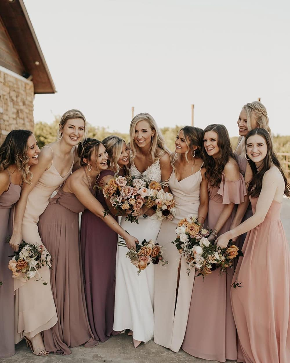 10 Fun Things to Do on Your Wedding Morning with Your Bridesmaids | Photography: Chelsea Reece Photography