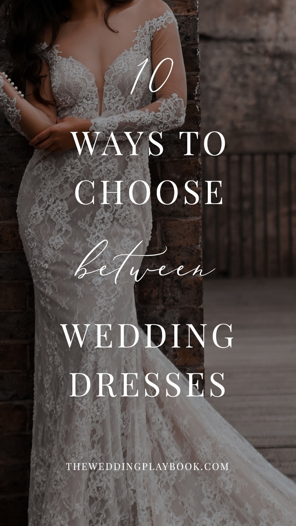 10 Ways to Choose Between Wedding Dresses | Highlight Reel Productions