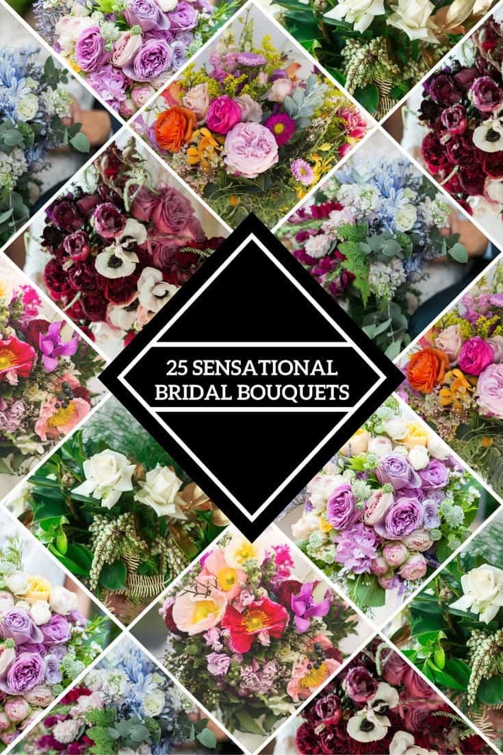 Sensational Bridal Bouquets
