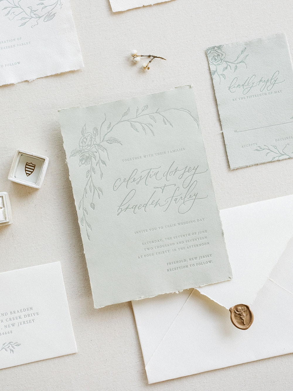 5 Simple Ways to Have a More Sustainable Wedding | Owl Post Calligraphy