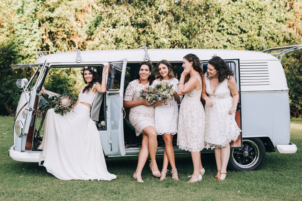 5 Simple Ways to Have a More Sustainable Wedding   Photography: Raconteur Photography