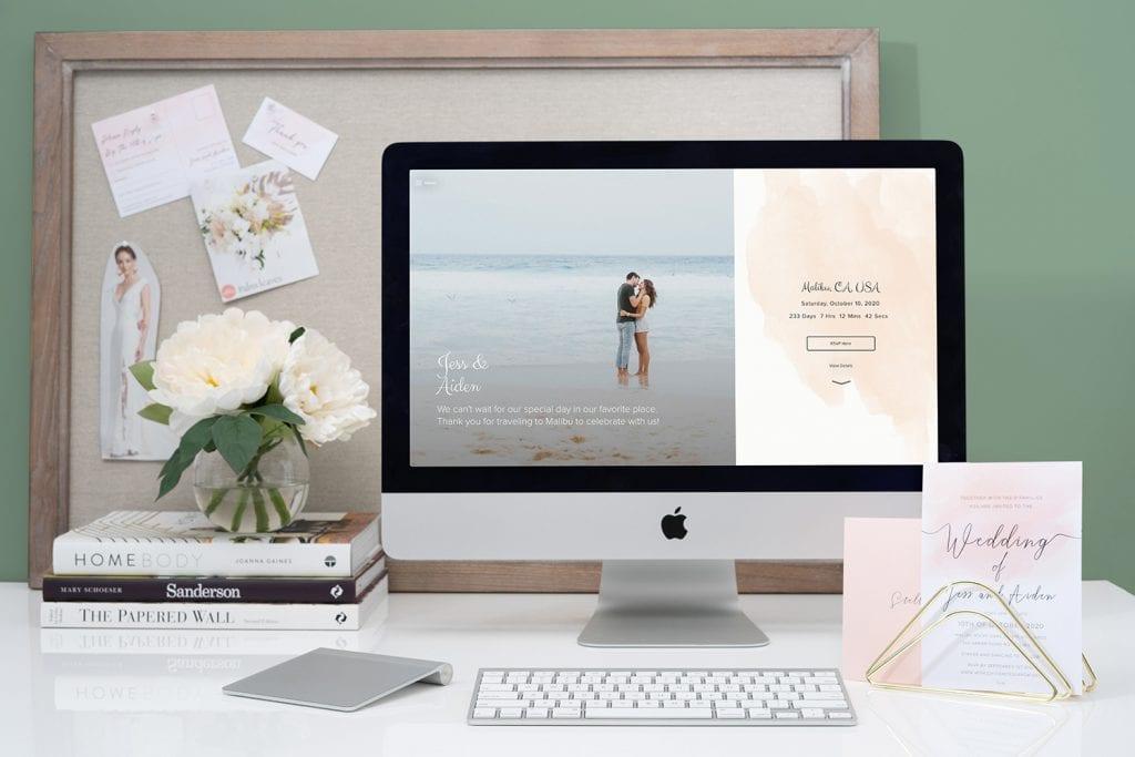 5 Ways A Wedding Website Saves You Guest List Stress