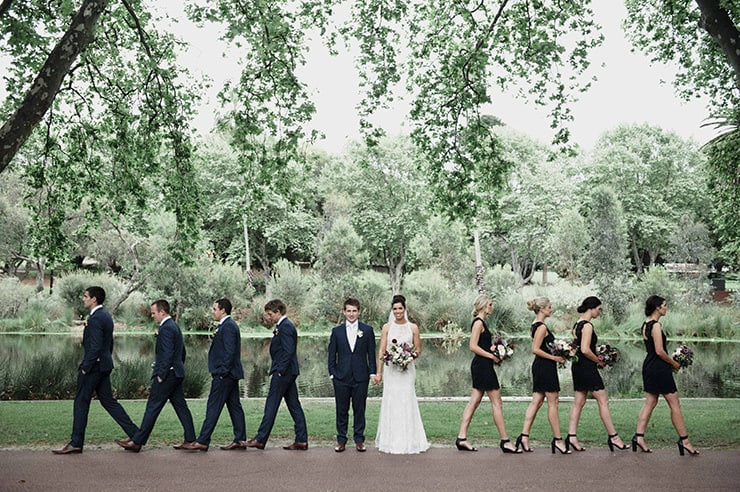 Bridal Party Outfit Ideas | LoveHer Photography