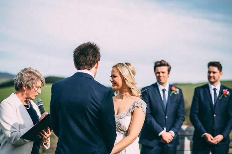 A Relaxed Floral Estate Wedding | Catherine Forge Photography