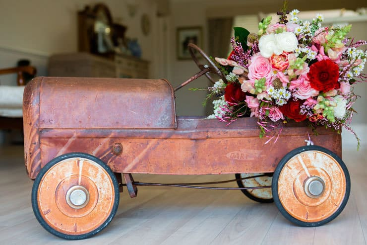 A Retro Country Wedding | Dream Bella Photography