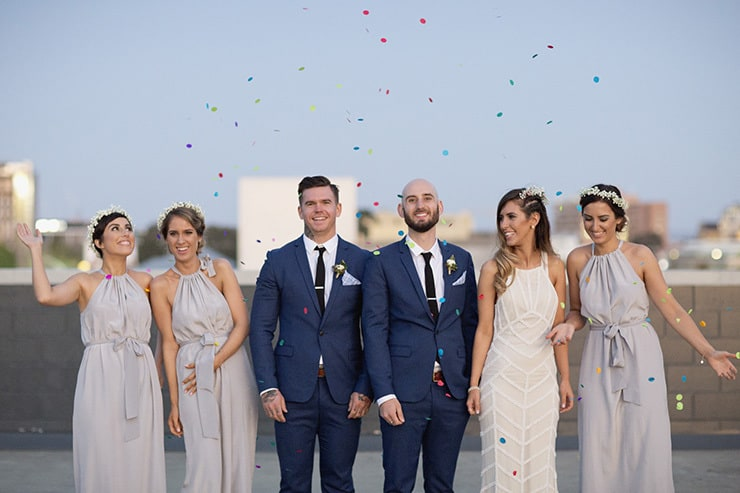 Bridal Party Outfit Ideas | Fields & Skies