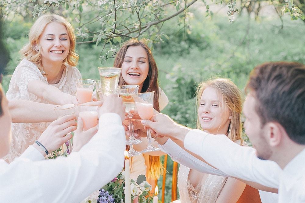 All Your Engagement Party Planning Questions Answered