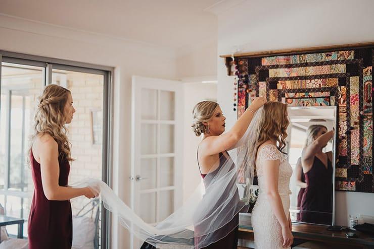 Artistic Warehouse Wedding | iZO Photography
