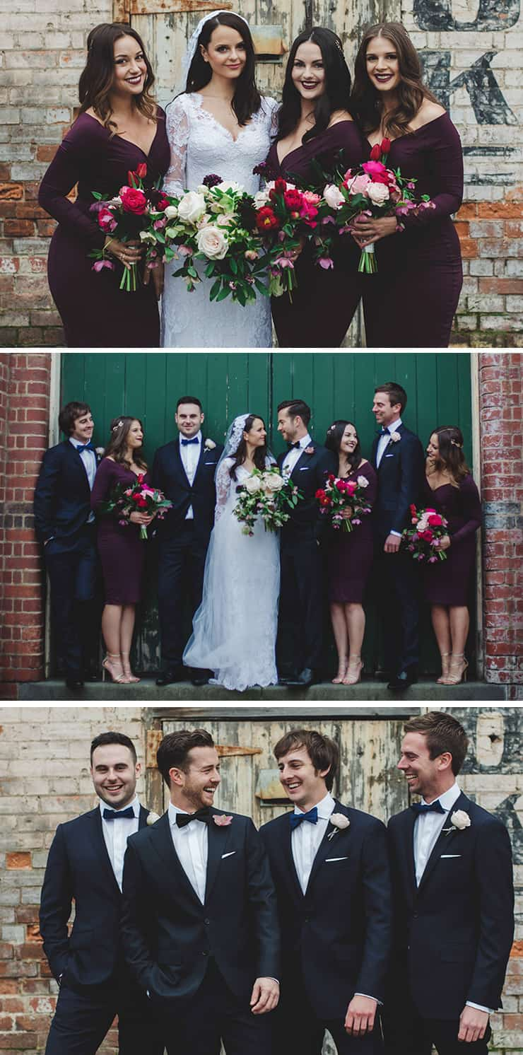 Bridal Party Outfit Ideas | Tess Follett Photography