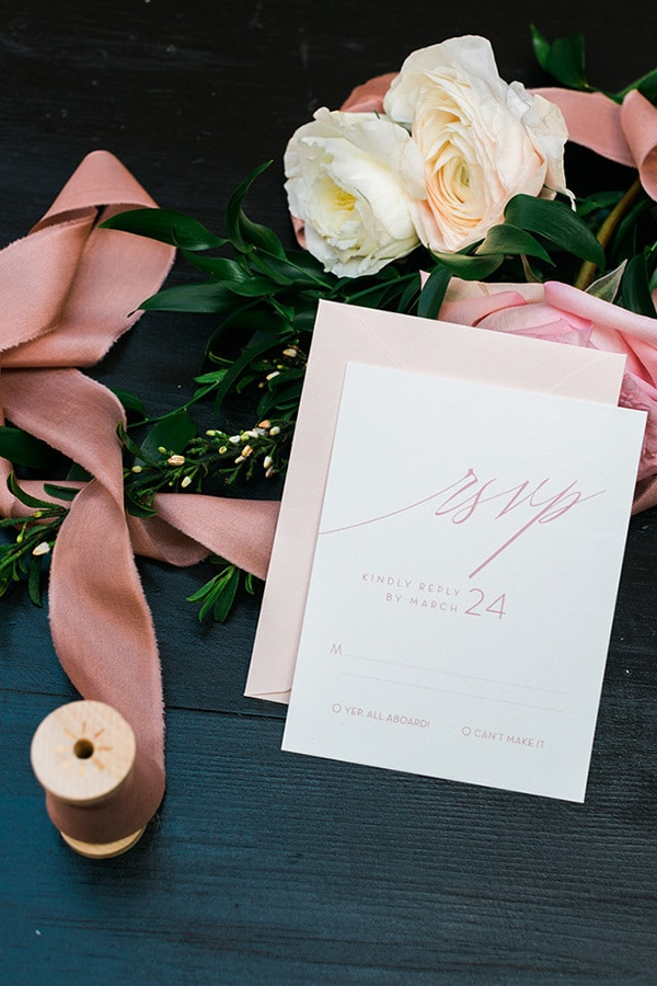 Awkward Wedding RSVP Conversations | Nikki Schell Creative via Glamour & Grace