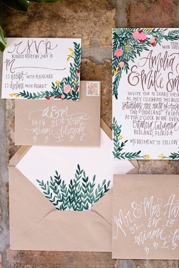 Awkward Wedding RSVP Conversations | Starfish Studios via Ruffled