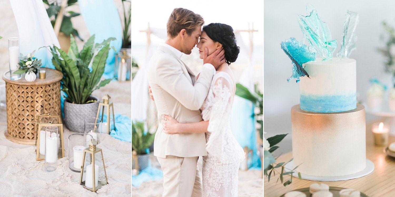 Beach Wedding Style Inspiration