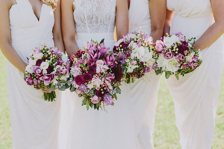 Beautiful-Wedding-Bouquet-Modern-Texture-Pink-White-Flowers