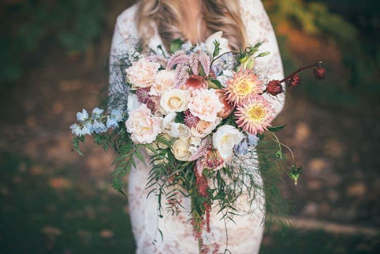 Beautiful-Wedding-Bouquet-Subtle-Elegance-Pink-Sky-Blue-Red-Flowers
