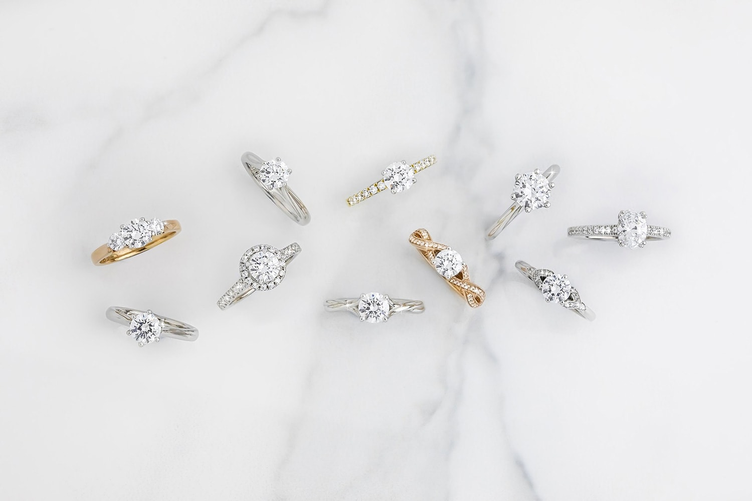 Bespoke Jewellers Designing Timeless Engagement Rings