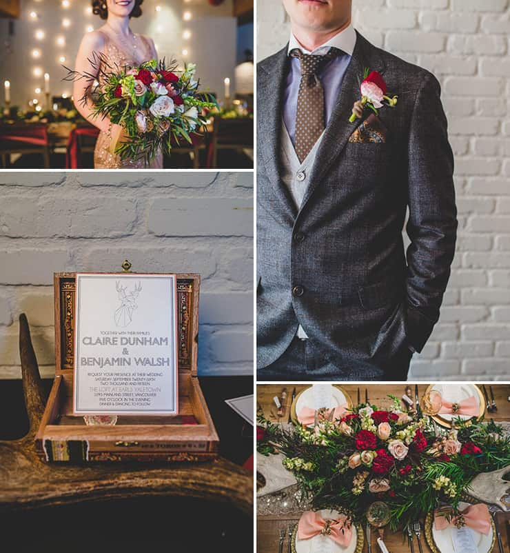Top Wedding Bloggers Share Their Favourite Inspiration | Edward Lai Photography via The Big Fat Indian Wedding