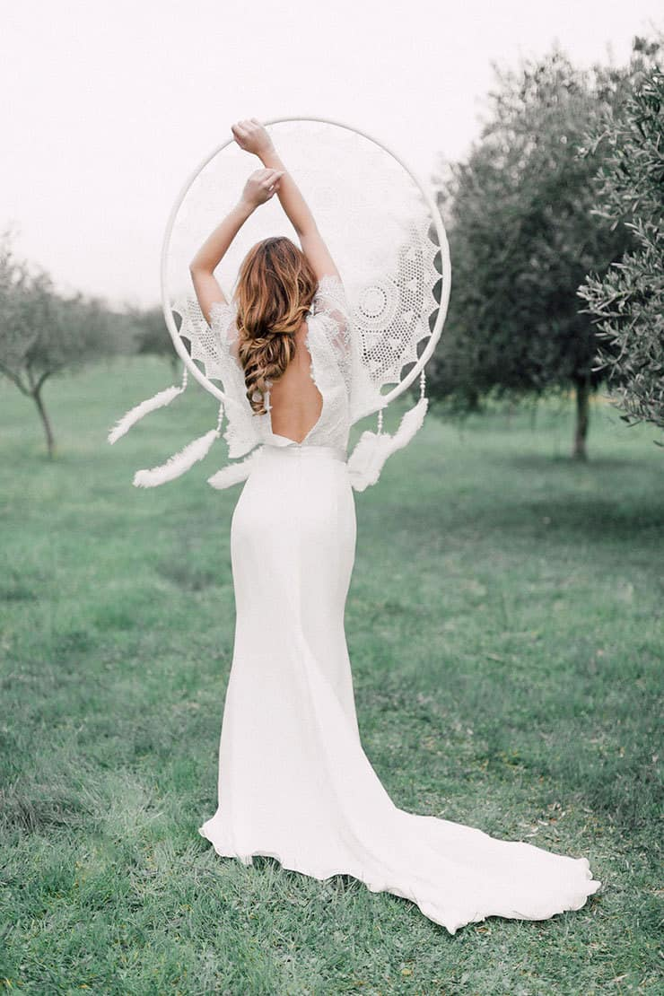Boho-Wedding-Dress-Marquise-Bridal