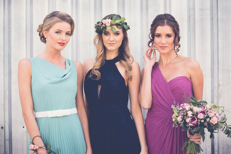 The Ultimate Guide to Bridesmaid Hair and Makeup
