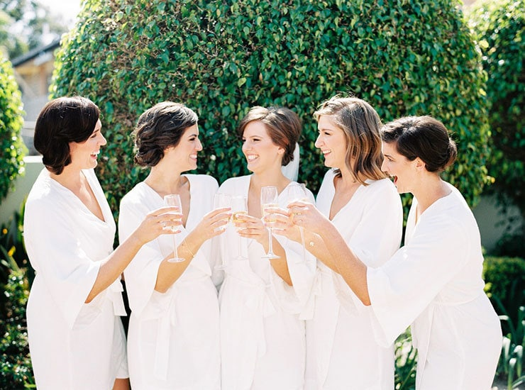 Bright-Waterfront-Cocktail-Wedding-Bride-Bridesmaids-Getting-Ready