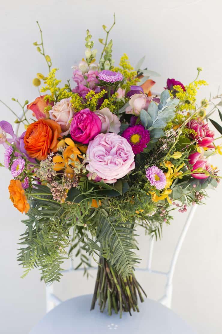 Sensational Bridal Bouquets | Lyndal Carmichael Photography