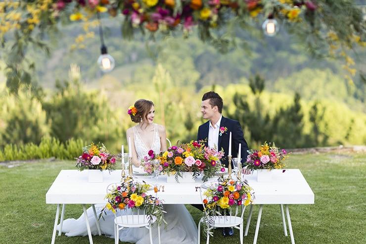 Bright Wedding Ideas   Lyndal Carmichael Photography