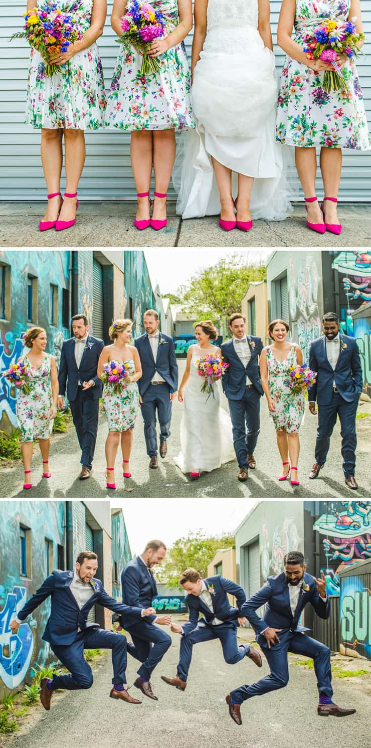 Bridal Party Outfit Ideas | Curly Tree Photography