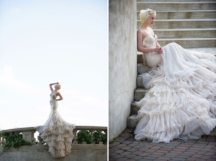 Top Wedding Bloggers Share Their Favourite Inspiration | Alan Maudie Photography via Calgary Bride