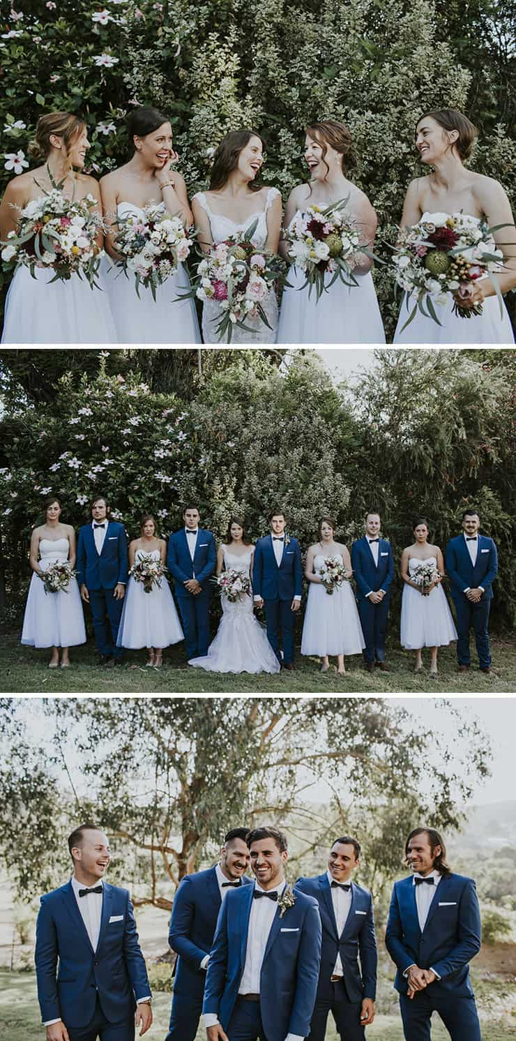 Bridal Party Outfit Ideas | Nectarine Photography