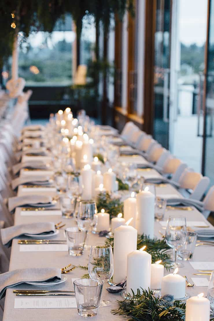 Gorgeous Wedding Reception Centrepiece Ideas   Alexandra Strong