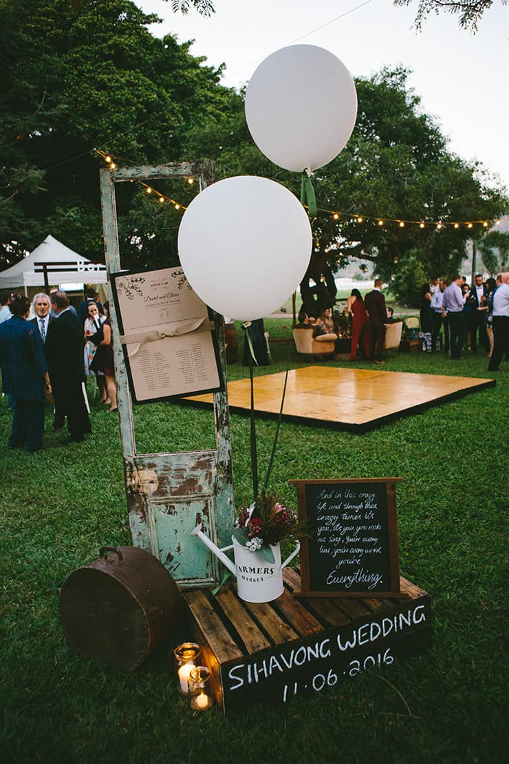 Candlelit Garden Banquet Wedding | Sweet Mary Photography