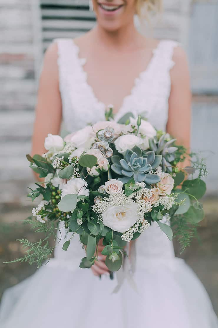 Sensational Bridal Bouquets | Kendell Tyne Photography