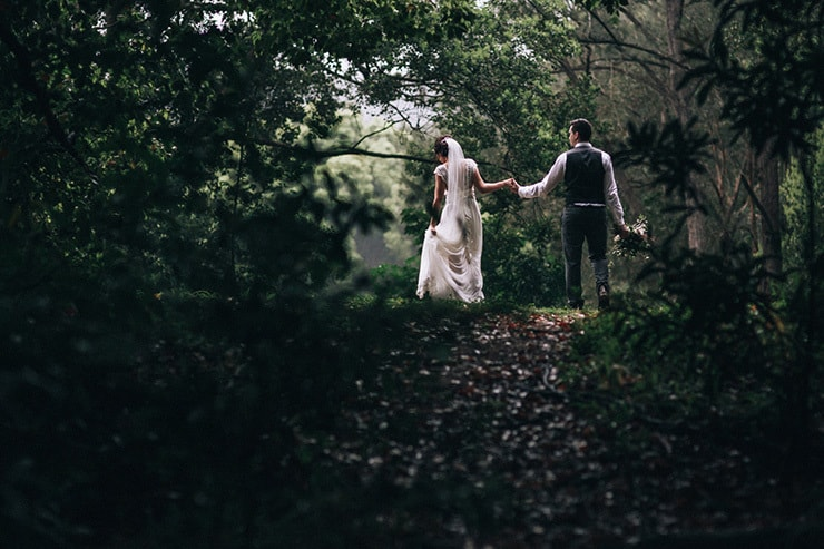 Chic Rustic Candlelit Wedding | Raconteur Photography