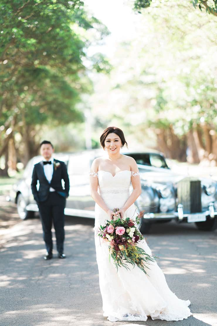 Chic Rustic Waterfront Wedding |Two Peaches Photography