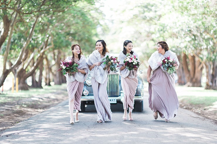 Chic Rustic Waterfront Wedding | Two Peaches Photography