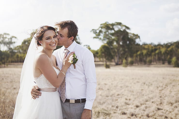 Classic-Country-Romance-Wedding-Bride-Groom-Portrait-2