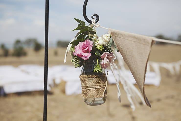 Classic-Country-Romance-Wedding-Ceremony-Decor-2