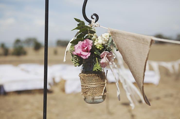Classic-Country-Romance-Wedding-Ceremony-Decor-2