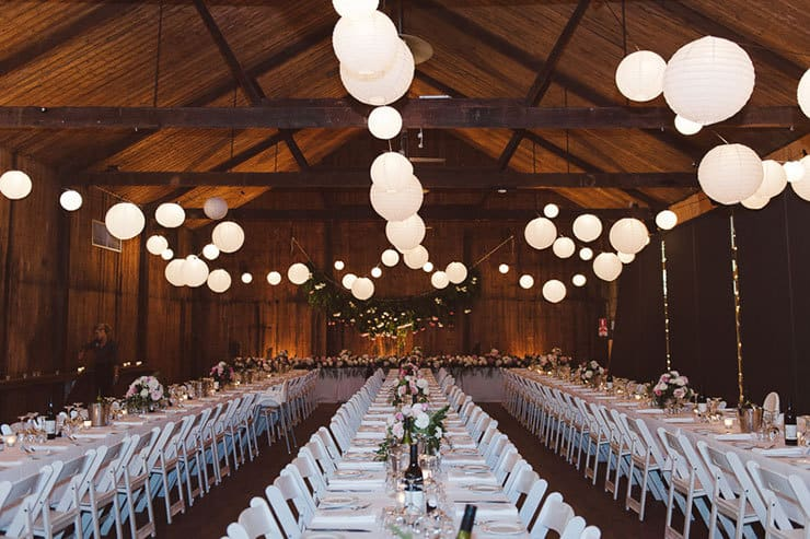 Classic-Estate-Wedding-Pink-White-Reception-Styling