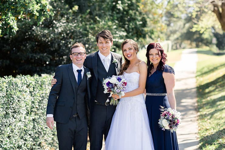 Michelle and Nathan's Classic Winery Wedding | Jazelle Venter Photography