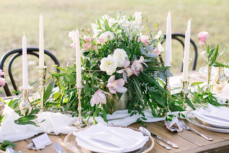 Classically Romantic Wedding Inspiration