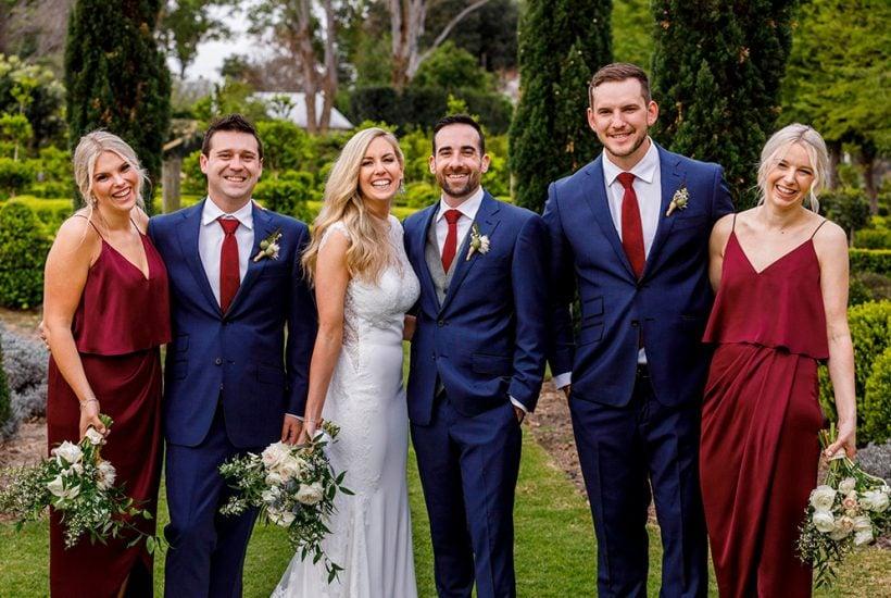 Jessica & Ben's Country Garden Party Wedding