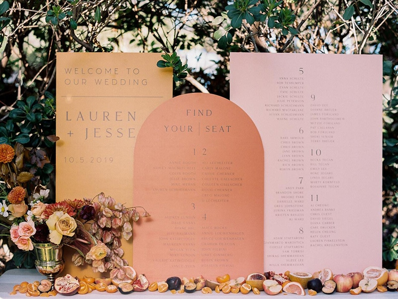 """Romantic Boho Desert Pastel Wedding Ideas 