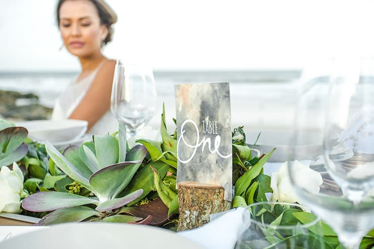 Dreamy Beach Wedding Inspiration