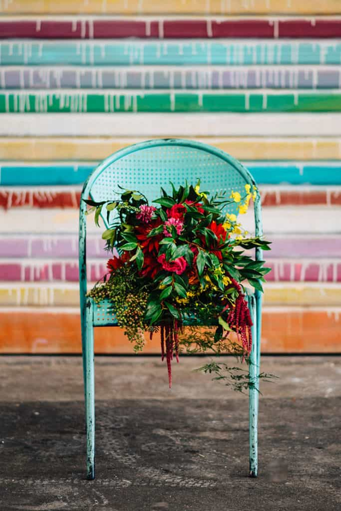 Eclectic Fiesta Engagement Party Inspiration