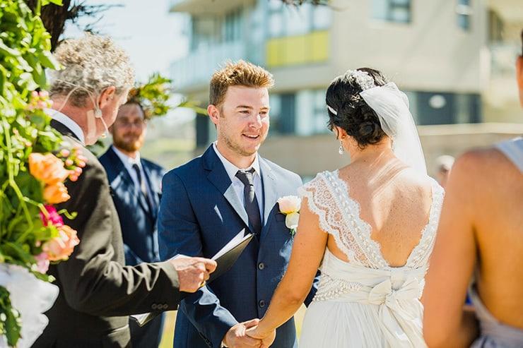 An Elegant Boho Wedding by the Beach