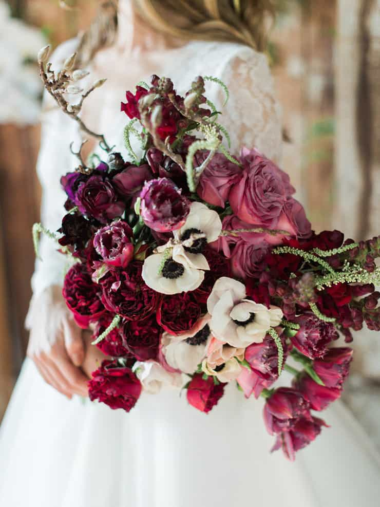 Sensational Bridal Bouquets   We Are Origami