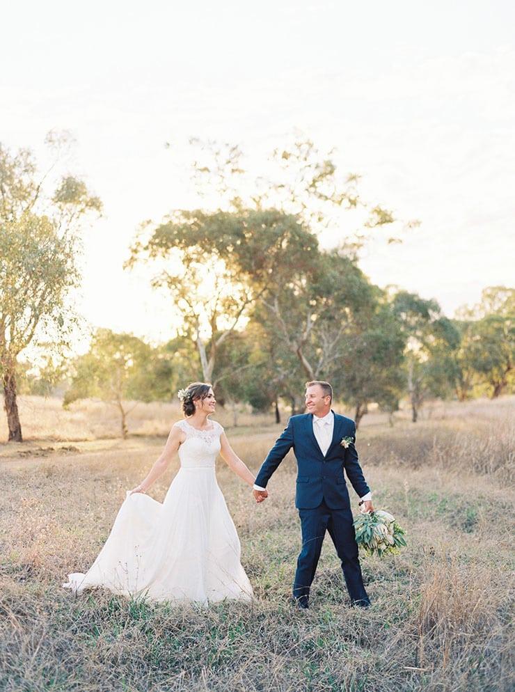Elegant Rustic Wedding  Sheri McMahon Photography