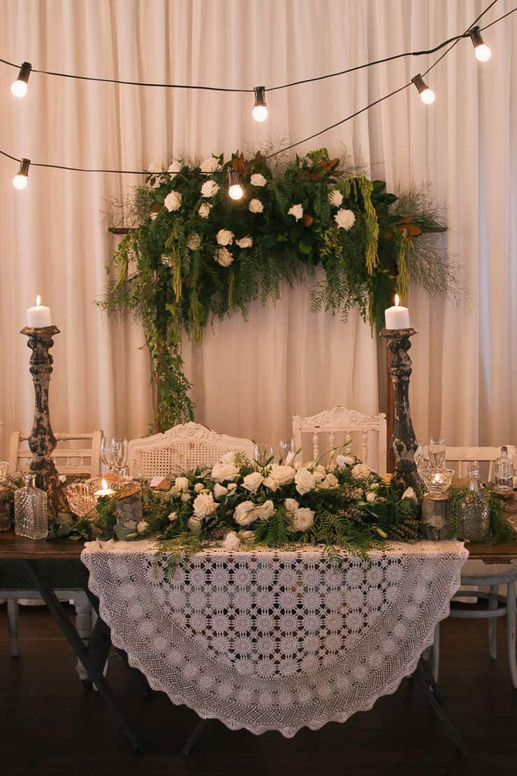 Elegant-Waterside-Wedding-Navy-&-Grey-Reception-Styling-Bridal-Table-Centrepiece