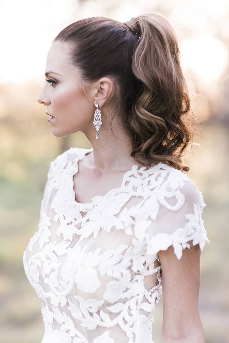 15 Heavenly Wedding Hair Ideas - The Wedding Playbook