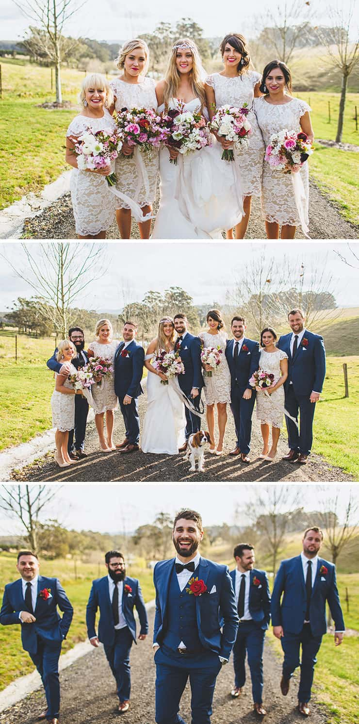 Bridal Party Outfit Ideas | Holly Prins Photography